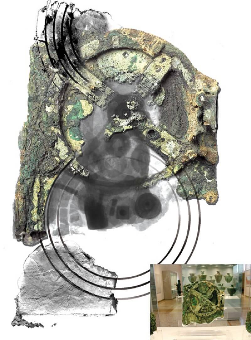 ANTIKYTHERA MECHANISM RESEARCH PROJECT